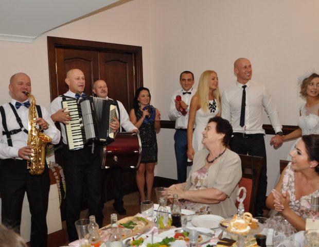 zespół weselny Rzeszów muzyka na żywo