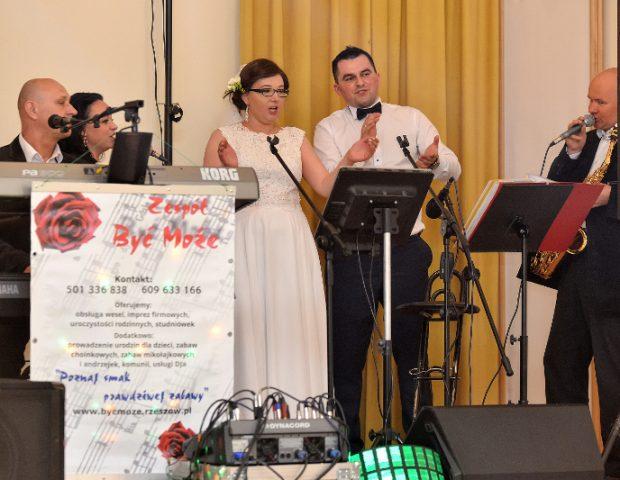 Zespół weselny Rzeszów - Być może